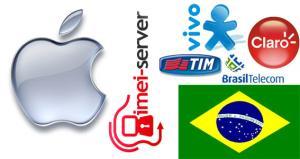 Unlock iPhone Brazil Networks