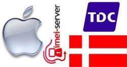 Unlock iPhone TDC Denmark