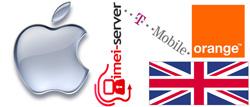 Unlock UK iPhone