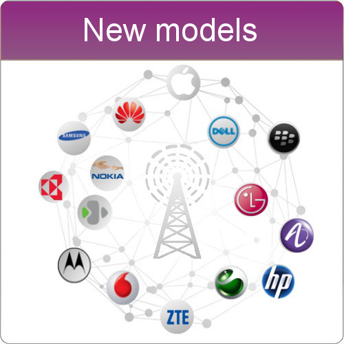 Added new models ZTE Conexis X2/ X1/ A1, B815, B815w