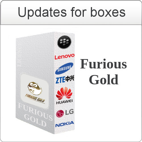 Furious Gold [PACK6] Alcatel IMEI repair