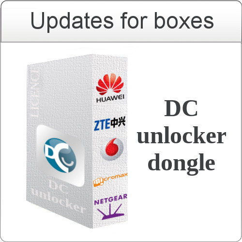 Update DC-unlocker client software V1.00.1374
