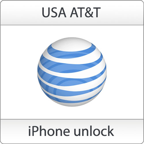 USA AT&T iPhone Clean
