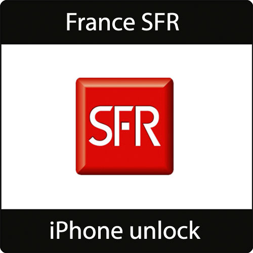 France SFR iPhone Blacklist